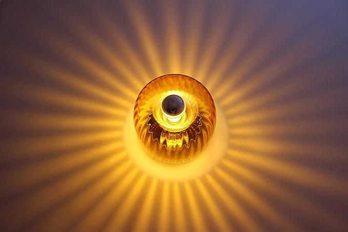 Lampade lampada da parete a parete per lux andy effetto luce