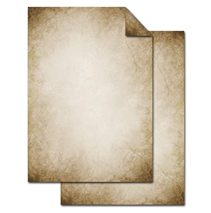 100 Blatt Osterpapier Motiv Briefpapier OSTERKORB
