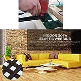 PBNICE Sofa Elastic Webbing Stretch Latex Band