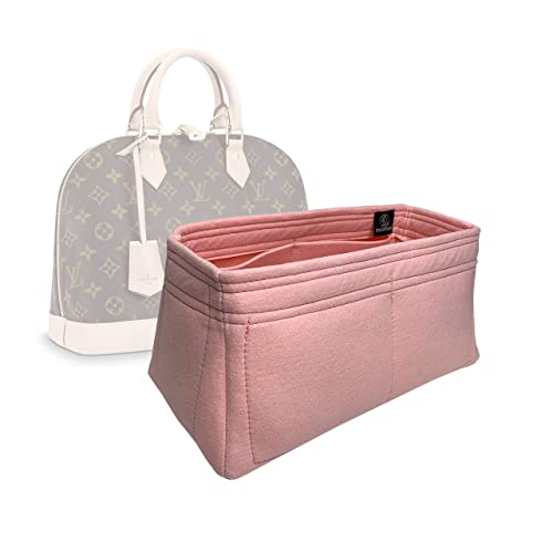 7cff6cfe64 Amazon.com: Zoomoni LV Alma PM Purse Organizer Insert - Premium Felt ( Handmade/14 Colors): Handmade