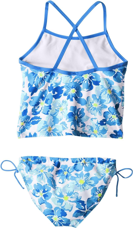 Kanu Surf Girls Melanie Beach Sport 2-pc Banded Tankini Swimsuit