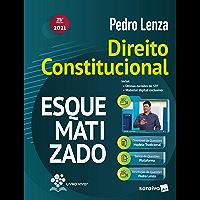 Direito Constitucional Esquematizado - 25ª Edição 2021