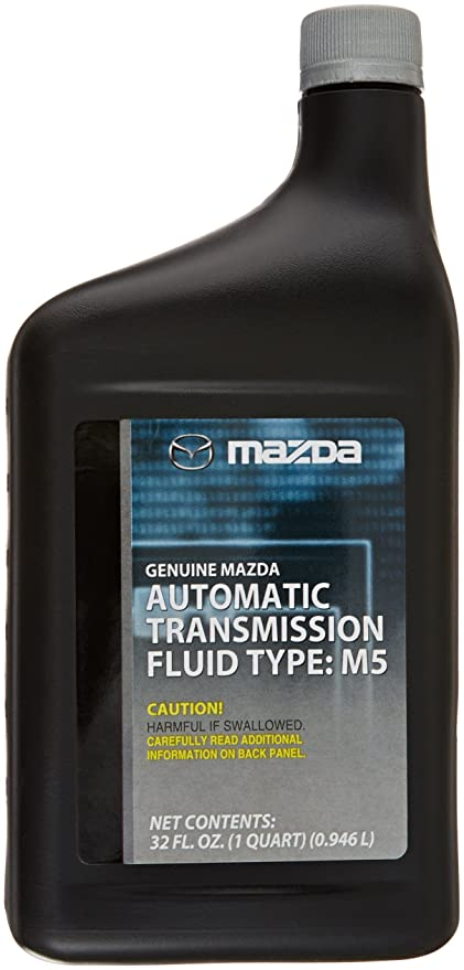 2011 ford fusion automatic transmission fluid type