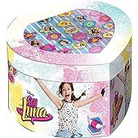 Soy Luna-Soy Set joyero con 22 anillos, unica