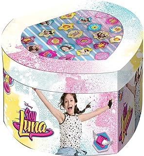 Soy Luna - Cojín Secreto con Conector de mp3 (Giochi ...
