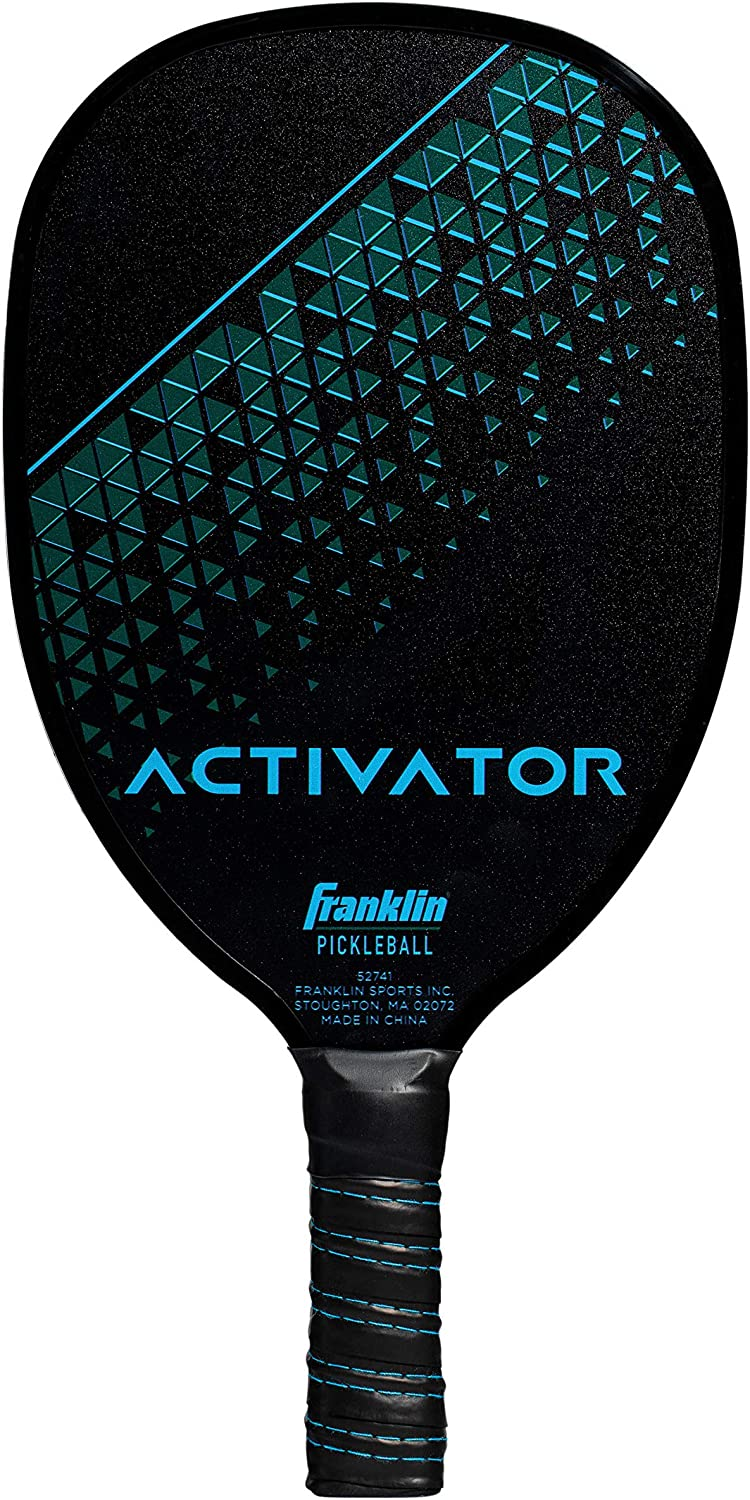 Franklin Sports Pickleball Paddle - Activator Wood Pickleball Paddle - USAPA Approved Paddle