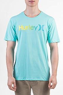 HURLEY /'MUCHO MAS SHOR/' Mens Premium Tee T-shirt Size S M L XL XXL black