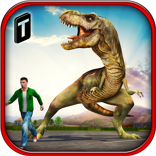 Dino City Rampage 3D (Big Dino Games)