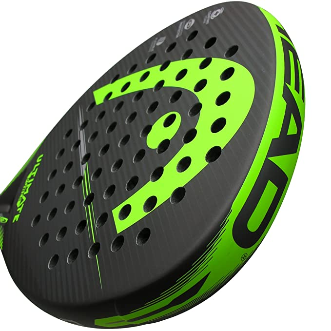 Head Pala de Padel Ultimate Power Green 2018