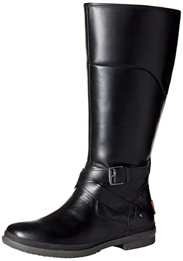 UGG Women's Evanna Black Boot 9.5 B ...