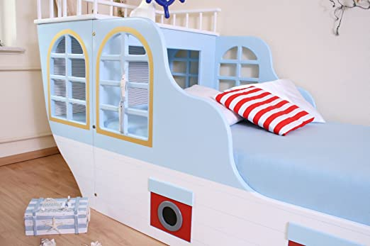 Schiffsbett Maritim Boot Amazon De Baby