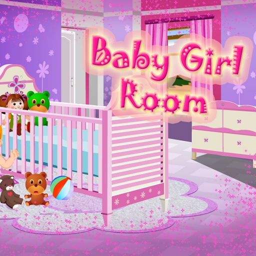 Baby girl room decoration appstore for android for Baby room decoration games