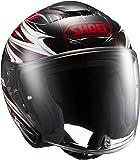ショウエイ(SHOEI) バイクヘルメット ジェット J-Cruise CLEAVE(クリーブ) TC-1(RED/BLACK) XL(61cm)