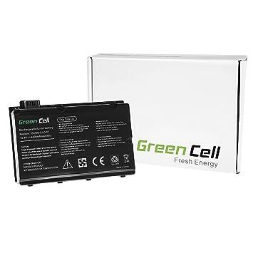 Green Cell® Standard Serie Batería para Fujitsu-Siemens Amilo Pi3540 Ordenador (6 Celdas 4400mAh 10.8V Negro): Amazon.es: Electrónica
