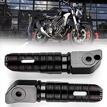Rear Foot Peg Footrest For Honda CBR600F CBR900RR CBR929 CBR954 CB400 CB400SF