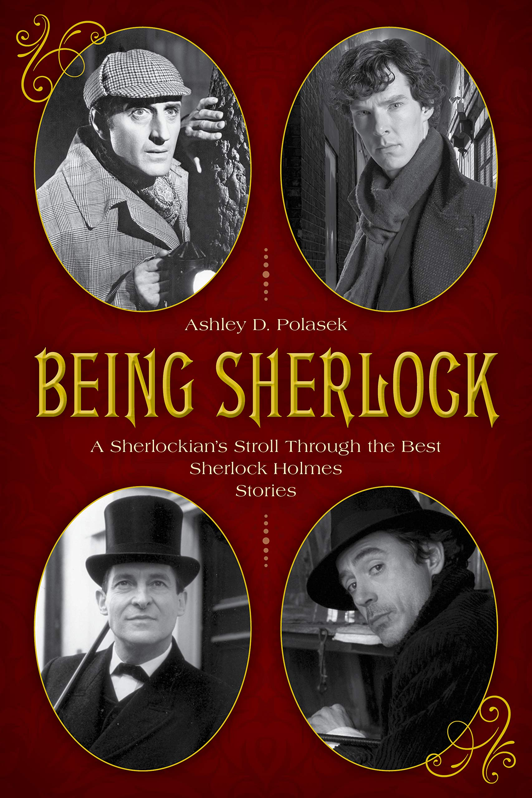Image result for being sherlock by ashley d. polasek