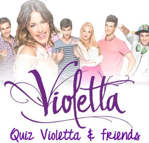 Quiz Violetta & friends