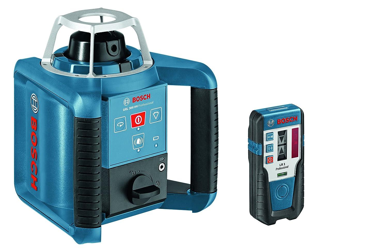 Bosch Professional Pack Laser Rotatif Exté rieur GRL 300 HV avec Trepied et Mire 061599405U