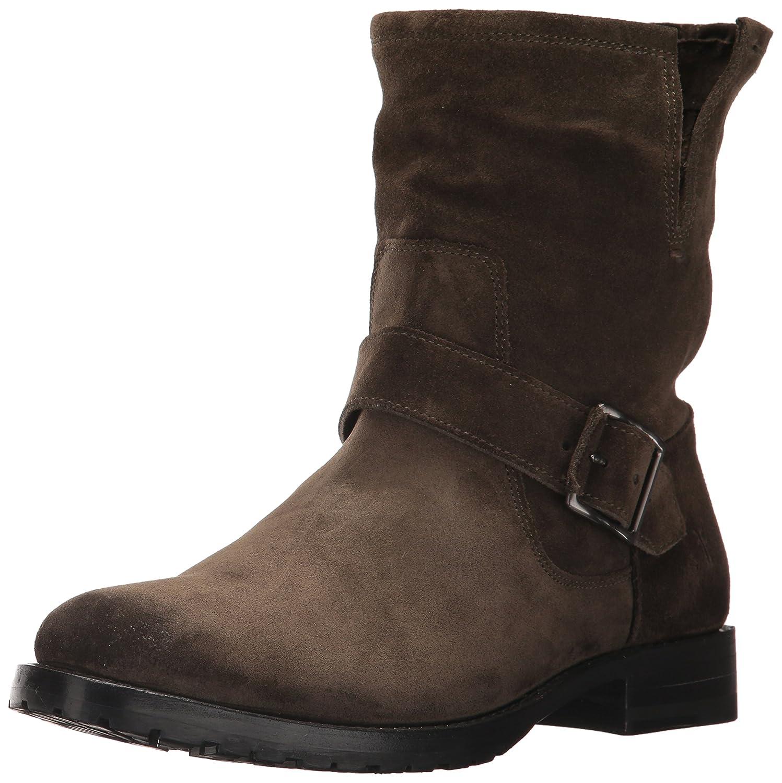 9ec86da59f0f Amazon.com   FRYE Women's Natalie Short Engineer Boot   Ankle & Bootie