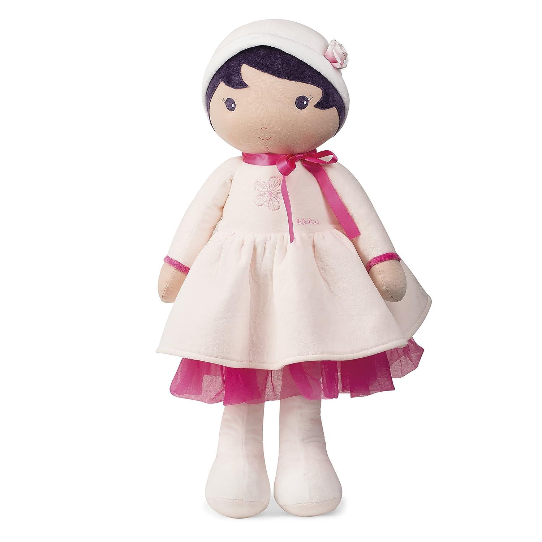 Kaloo Tendresse La Mia Prima Bambola di Tessuto, Colore Perle K, 40 cm, K962089 Juratoys