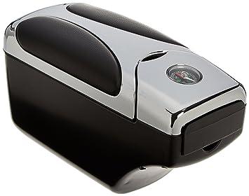 10MA03 - coche Auto universal Apoyabrazos soporte Caja de Consola con compartimiento de almacenamiento CROMO: Amazon.es: Coche y moto