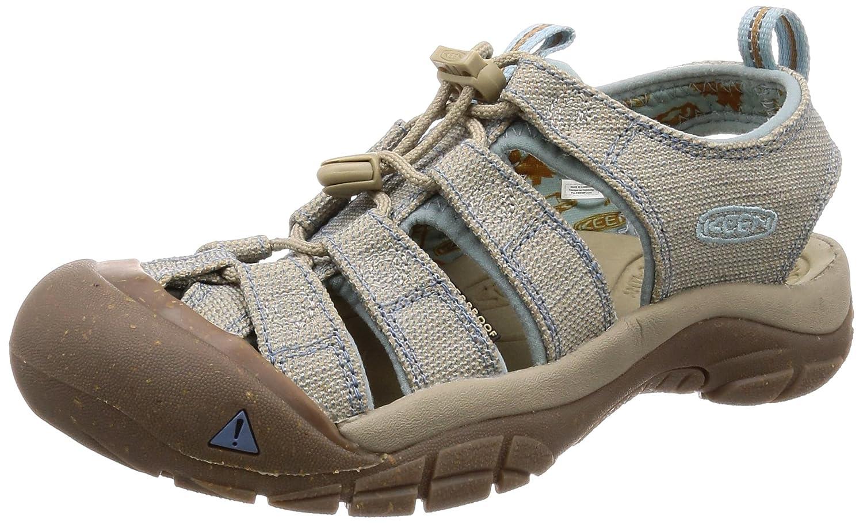 KEEN Women's Newport H2 Sandal B06ZXXGB6F 5.5 B(M) US|Hemp/Provincial Blue