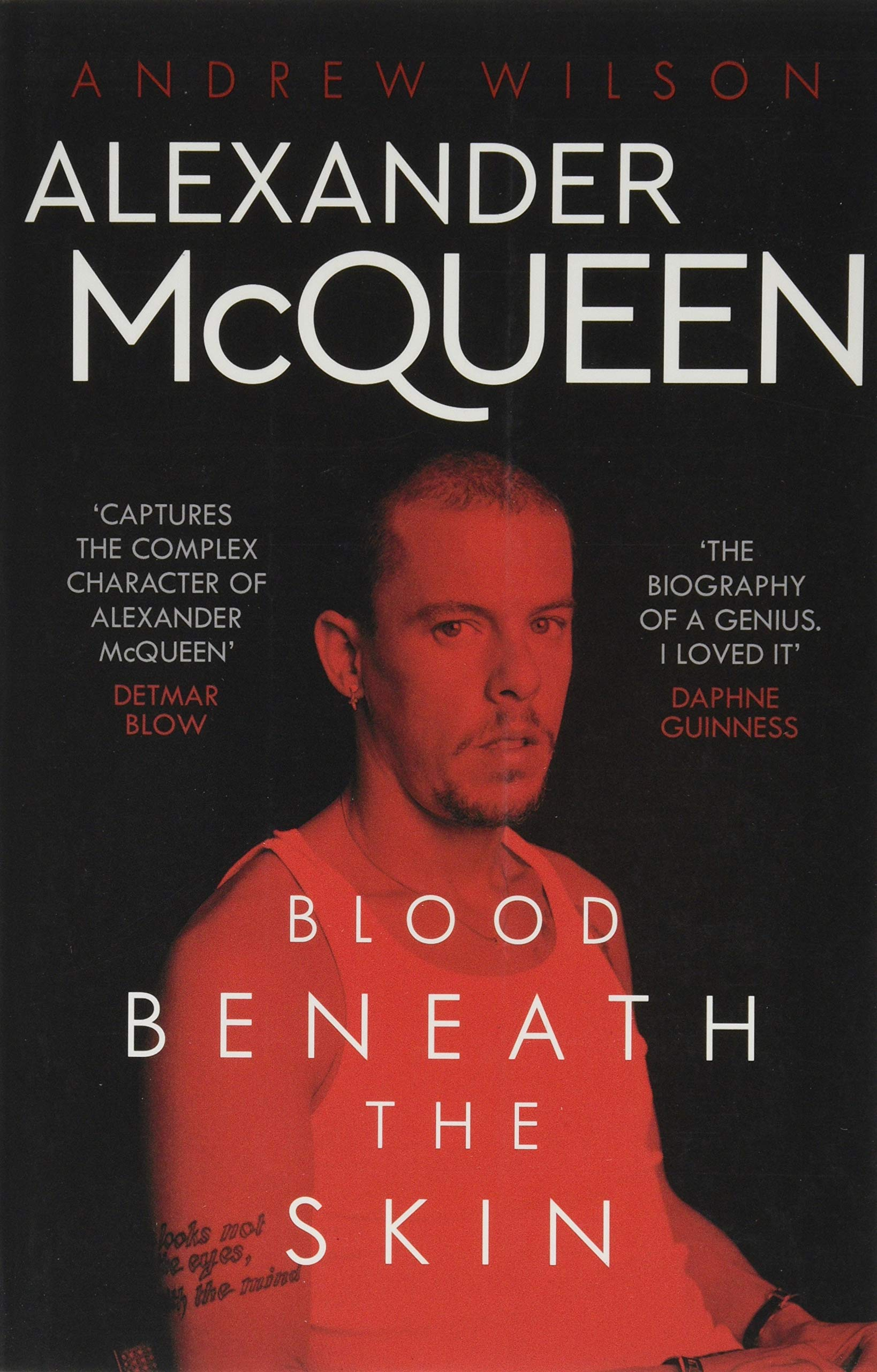 Buy Alexander McQueen: Blood Beneath the Skin Book Online at Low ...