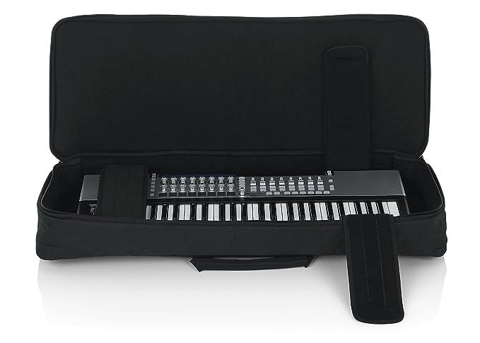 GATOR GKB-49 - Funda para teclado, color negro: Amazon.es: Instrumentos musicales