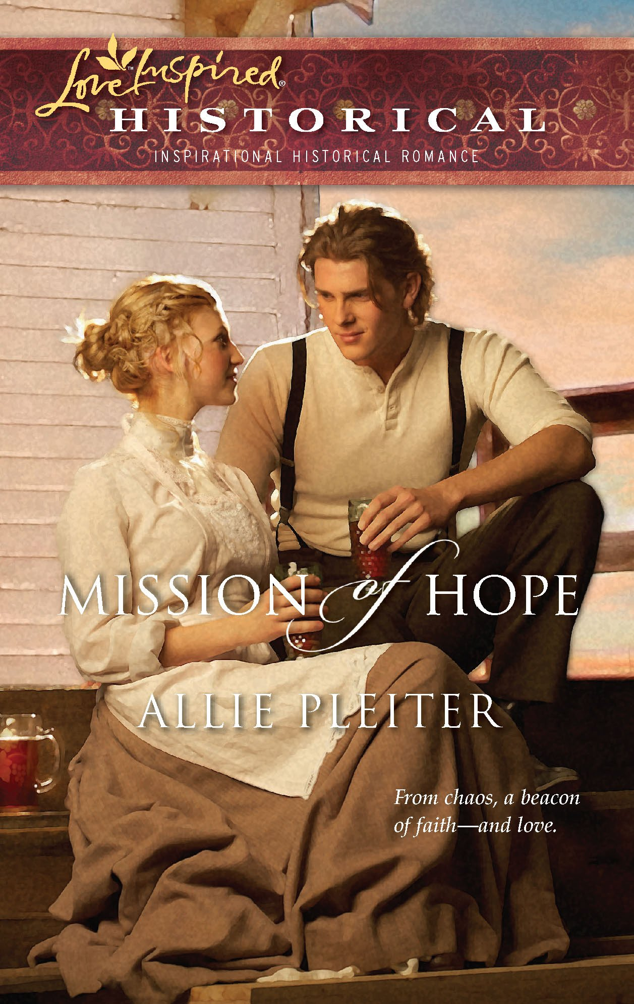 Read Online Mission of Hope (Steeple Hill Love Inspired Historical) pdf