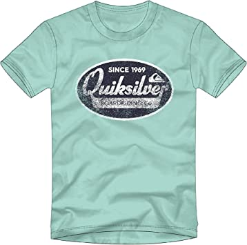 Quiksilver What We Do Best SS-Camiseta para Hombre Screen tee: Amazon.es: Deportes y aire libre