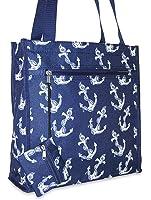 Ever Moda Tote Bag Designer Print Collection for Shopping or Travel