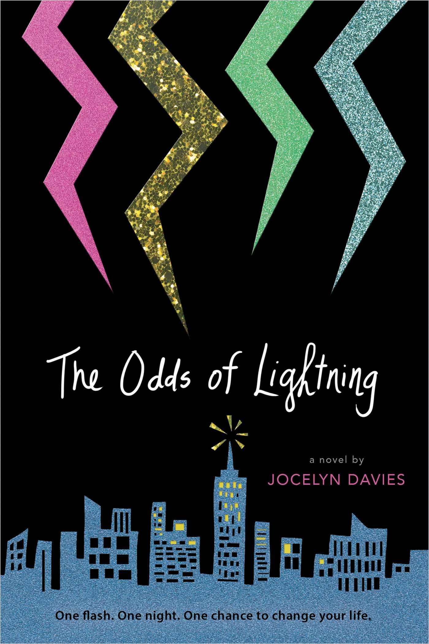 Image result for the odds of lightning jocelyn davies