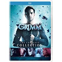 Grimm: The Complete Collection [Blu-ray] (Sous-titres français)