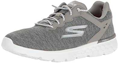 Skechers Performance Go Run 400-Motivate, Chaussures de Running Femme, Blanc (White), 36 EU