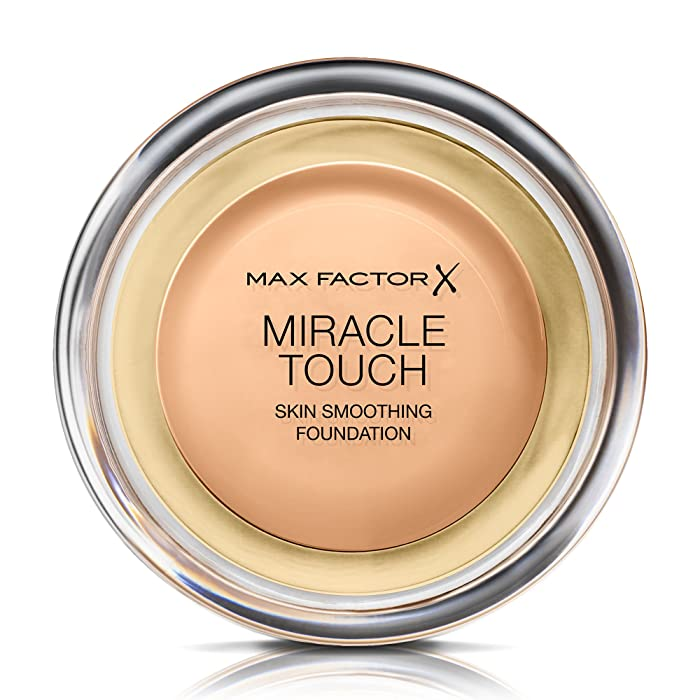 Top 8 Max Factor Miracle Touch Liquid Illusion Foundation