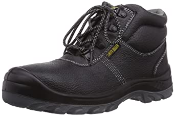 Safety Jogger Unisex-Adult Bestboy Safety Shoes Black, 48 EU