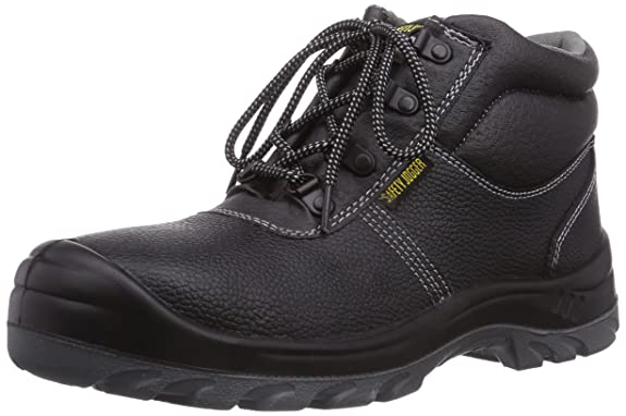 Safety Jogger Bestboy, Unisex - Erwachsene, Schwarz (Black), 45 EU