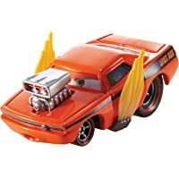 Disney Pixar Cars Snot Rod with Flames (Tuners Series, # 2 of 8) - véhicule miniature