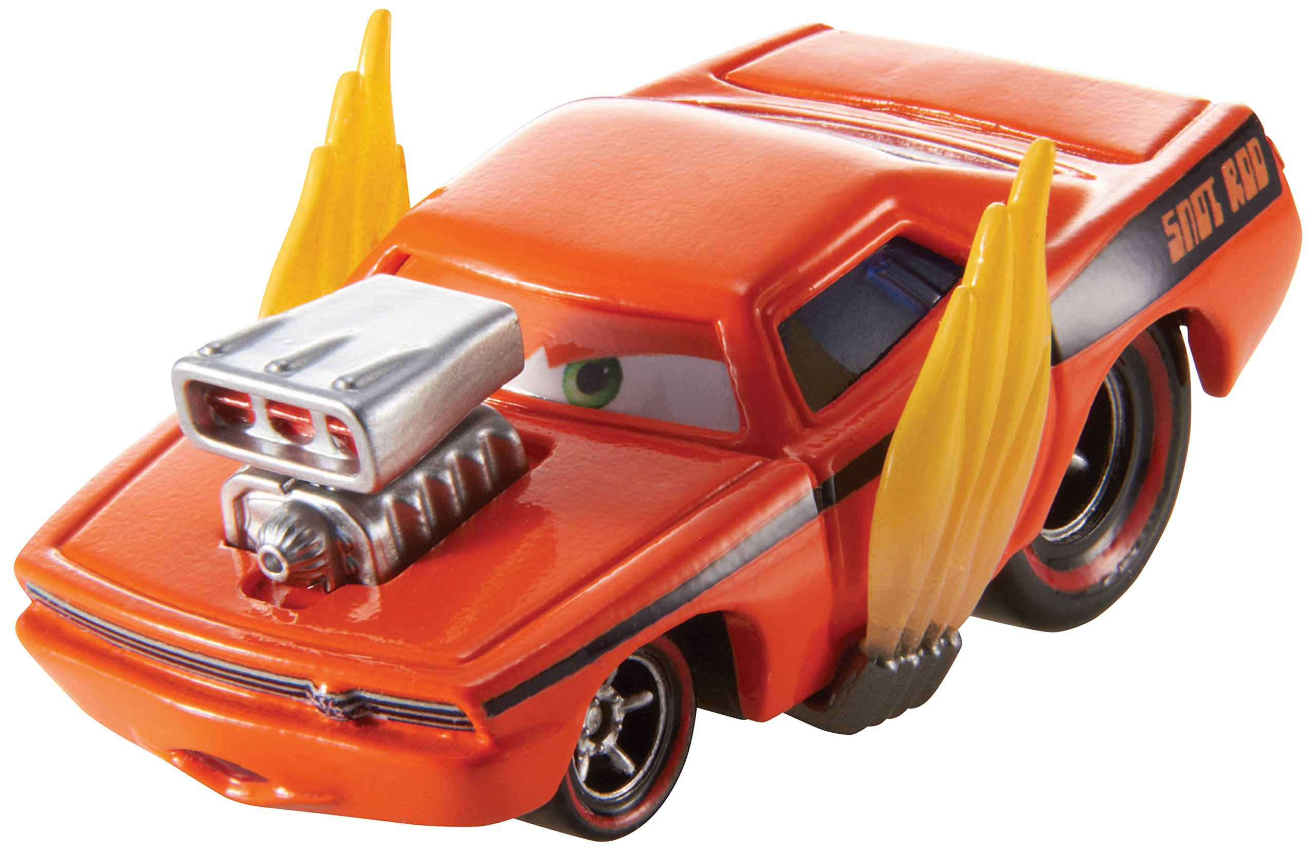 Disney Pixar Cars Snot Rod With Flames Diecast Vehicle Buy