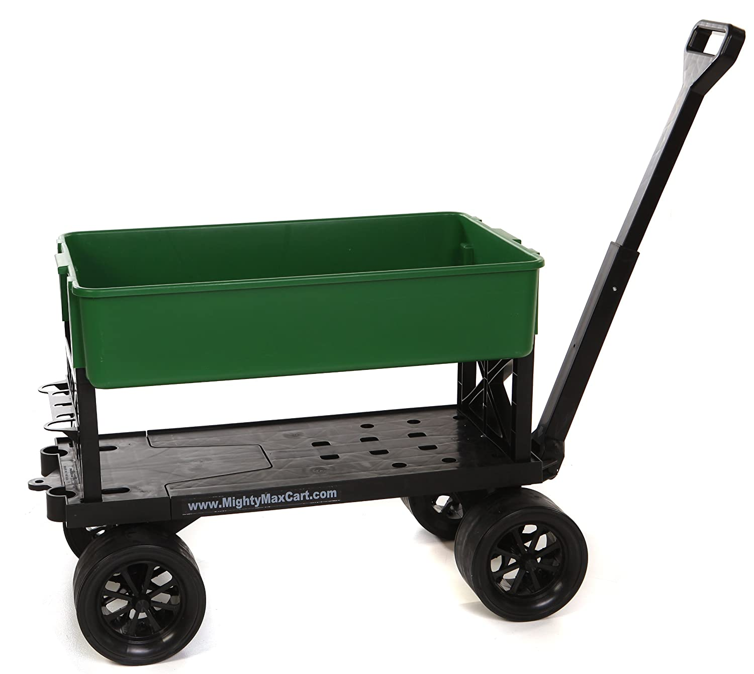 Amazoncom Mighty Max Cart AllPurpose Utility and Garden Cart