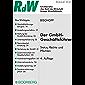 Der GmbH-Geschäftsführer: Status, Rechte und Pflichten (Recht der Wirtschaft 230)