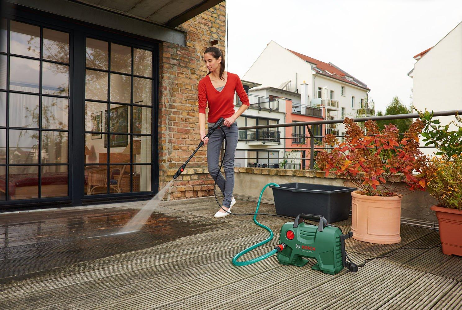 120 bars Bosch Nettoyeur haute pression Easyaquatak 120-06008A7900-1500W