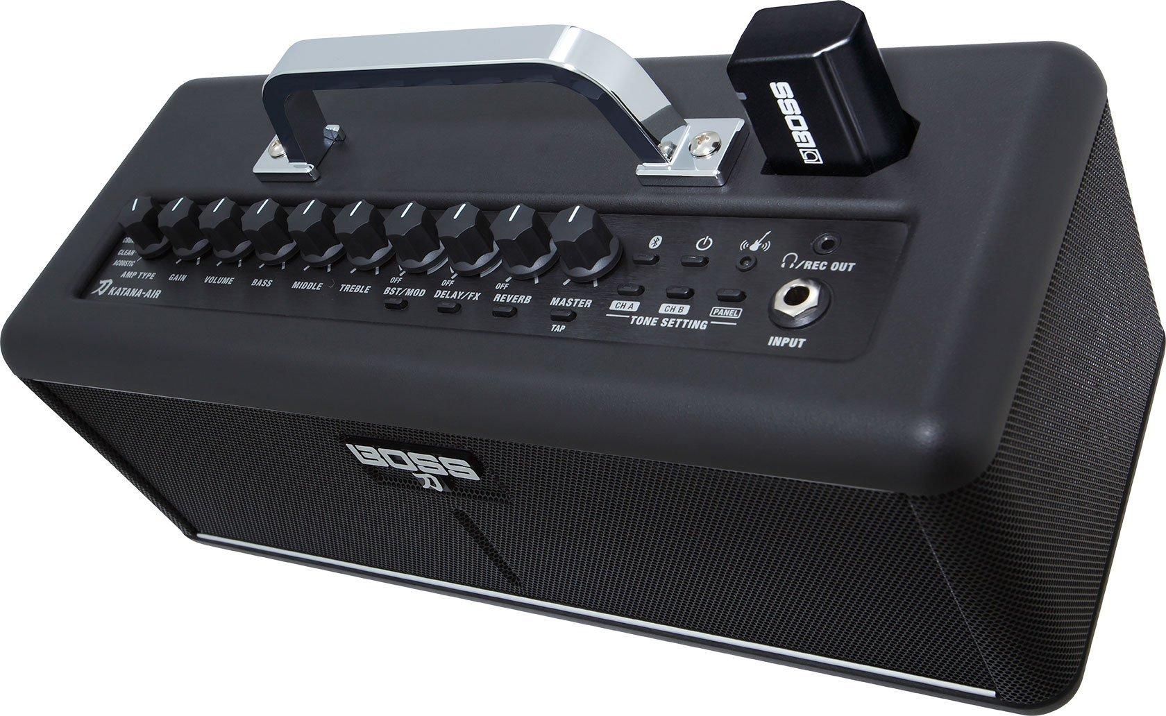 Boss Katana Air - 20/30-watt Wireless Guitar Amp by BOSS (Image #8)