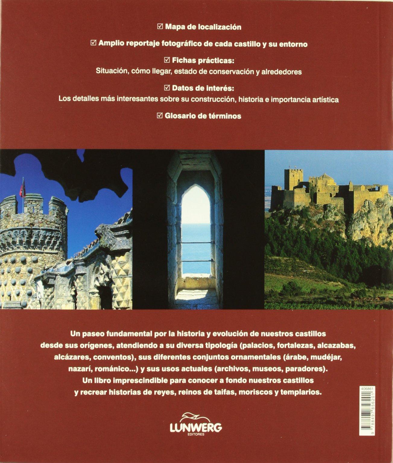 Castillos Medievales de España. Lunwerg Medium: Amazon.es: Monreal y Tejada, Luis: Libros