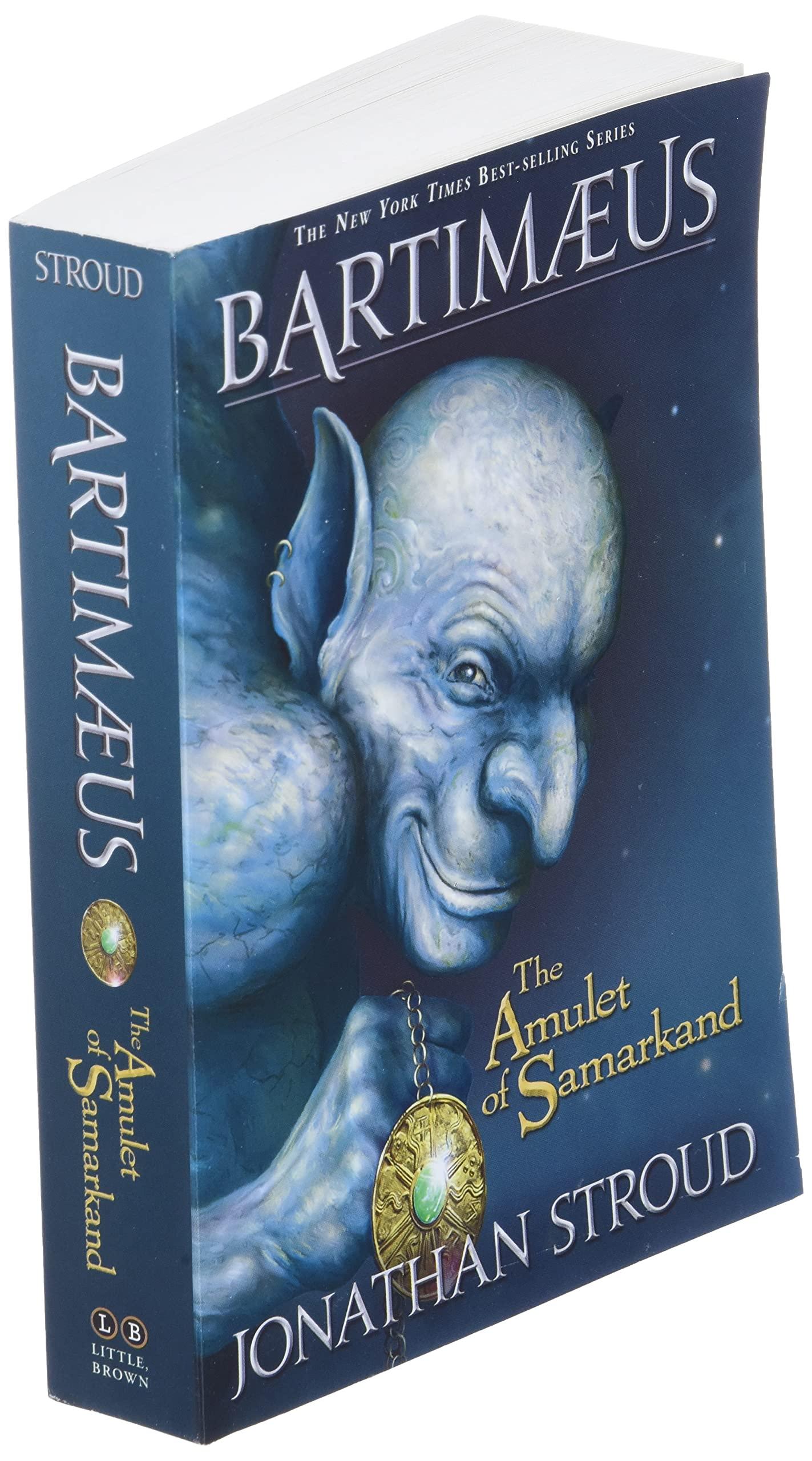 The Amulet Of Samarkand The Bartimaeus Trilogy Book 1 Stroud Jonathan 9780786852550 Amazon Com Books