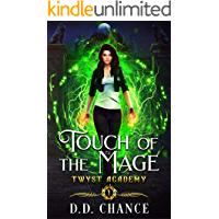 Touch of the Mage (Twyst Academy Book 1)