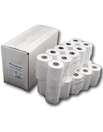 Eposgear - Rollos de papel térmico para tiques 57 x 40 mm (Pack de 20