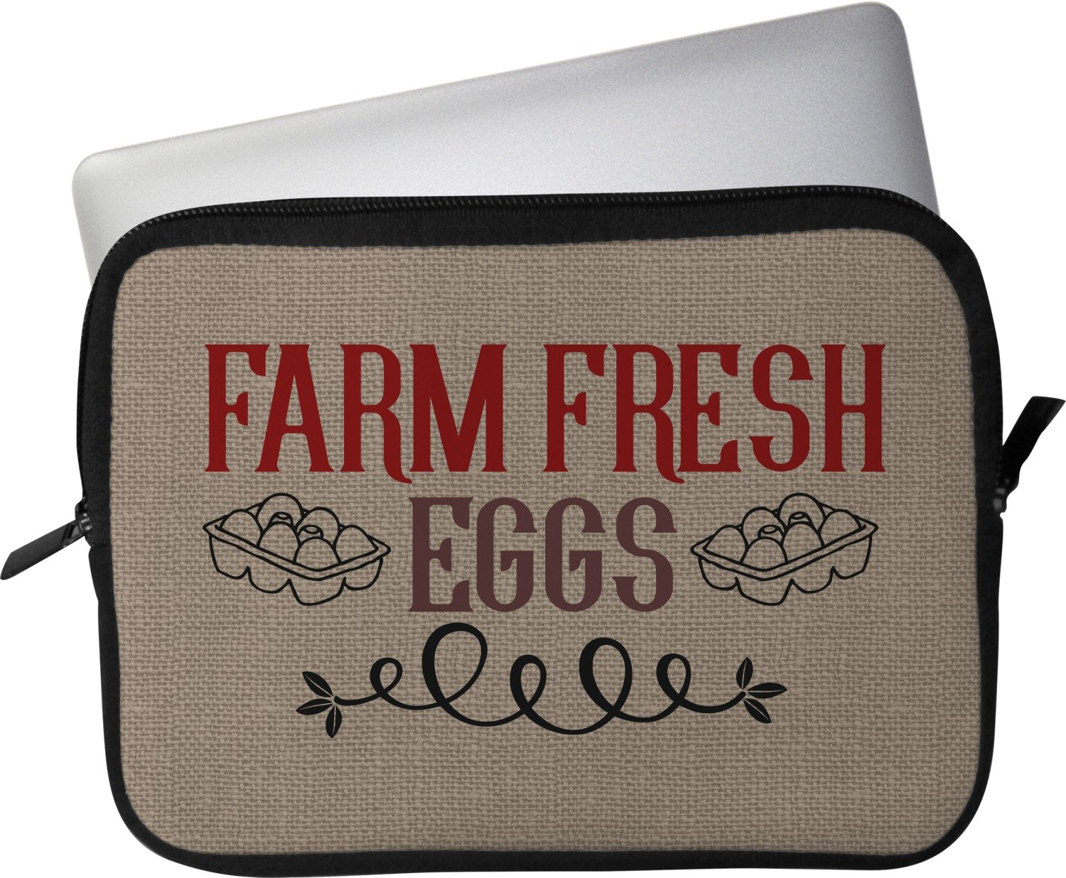 Amazon.com: Farm Quotes Laptop Sleeve/Case - 12