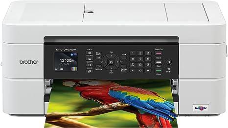 Impresora multifunción Brother mfc-j497dw 4 en 1| Couleur|écran ...