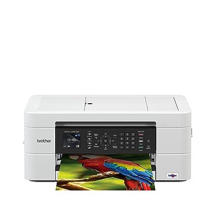 Impresora multifunción Brother mfc-j497dw 4 en 1| Couleur ...